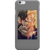 <DRAGON BALL Z> Gohan Dual Face iPhone Case/Skin