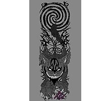 American McGee's cheshire cat Photographic Print