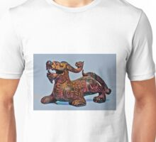 Psychedelic Dragon Unisex T-Shirt