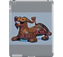Psychedelic Dragon iPad Case/Skin