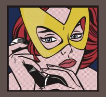 Girl Power: Jean Grey Kids Clothes