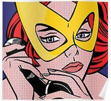 Girl Power: Jean Grey Poster