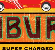 Auburn Cars Sticker