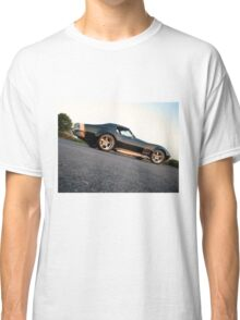 Sunset on the Vette Classic T-Shirt