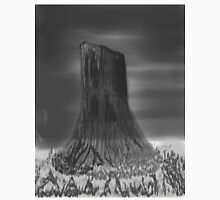 Devil's Tower, Wyoming Unisex T-Shirt