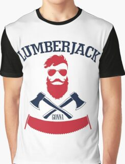 Lumber Jack Gonna Graphic T-Shirt