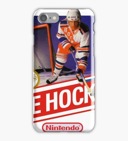 NES Ice Hockey  iPhone Case/Skin
