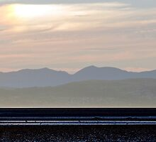 Cumbrian Sunset by mikebov