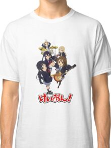 k-on the bands together part one  Classic T-Shirt