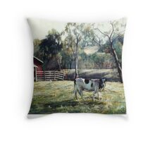 Seymour Pastoral Throw Pillow