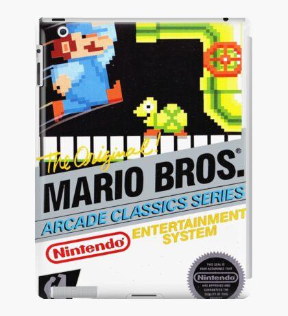 NES The Original Mario Brothers  iPad Case/Skin
