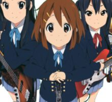 k-on the bands together part 2  Sticker