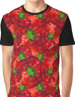 Vegetables pattern composition Graphic T-Shirt