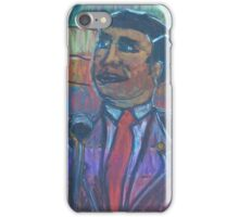 The Politician at the Convention iPhone Case/Skin