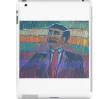 The Politician at the Convention iPad Case/Skin