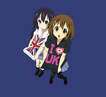 london hype k-on anime design  Unisex T-Shirt