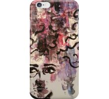 Where Am I Going Painting iPhone Case/Skin