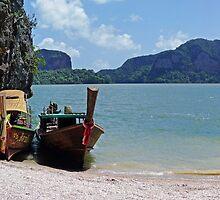 Island Getaway by DarthIndy