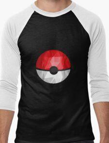 Poké Ball, Gotta catch 'em all! Men's Baseball ¾ T-Shirt