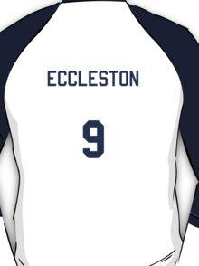 Doctor Who Sports Shirt- ECCLESTON T-Shirt