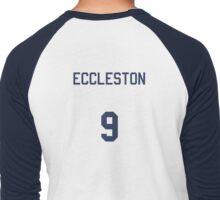 Doctor Who Sports Shirt- ECCLESTON Men's Baseball ¾ T-Shirt