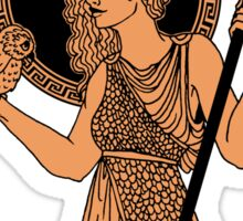 Athena Pottery Sticker