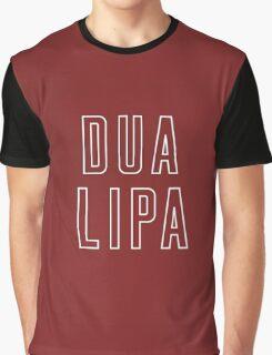 Dua Lipa Graphic T-Shirt