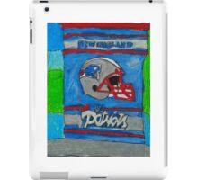 Go Patriots! iPad Case/Skin