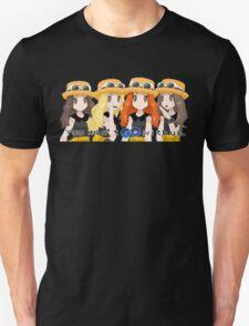 On Wednesdays, we use Electric Types. Unisex T-Shirt