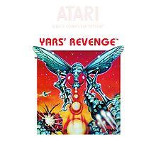 Atari Yars Revenge  Photographic Print