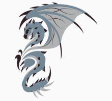 Reign of Heavens - Silver Rathalos by kinokashi