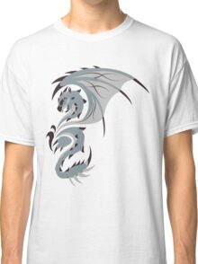Reign of Heavens - Silver Rathalos Classic T-Shirt