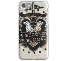 5SOS iPhone Case/Skin