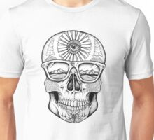 Spring Skull Unisex T-Shirt