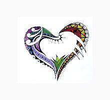 Polynesian heart tattoo Unisex T-Shirt