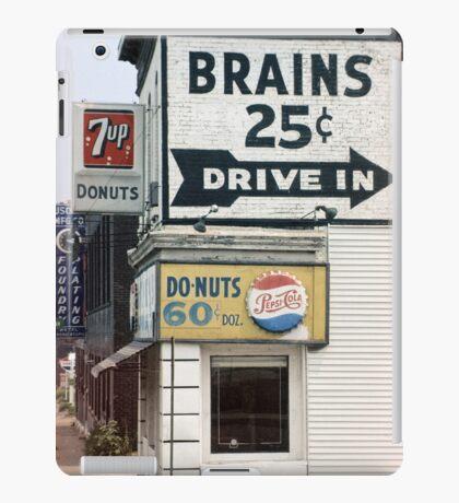 Brains 25 Cents iPad Case/Skin