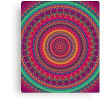 Mandala 136 Canvas Print
