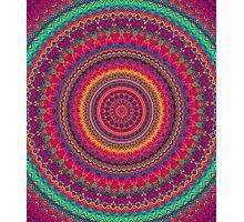 Mandala 136 Photographic Print