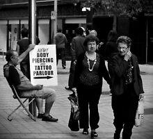 Tattoo, Ladies? by SparklesDarkly