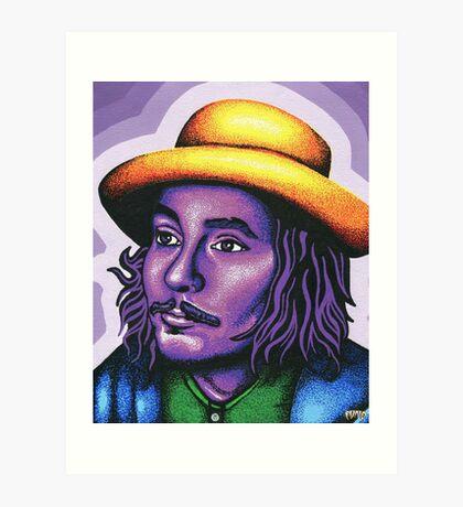 Brooks Art Print
