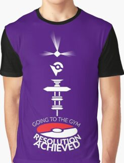 Resolution Achieved Graphic T-Shirt
