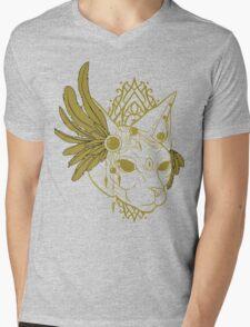 Matahari II  Mens V-Neck T-Shirt