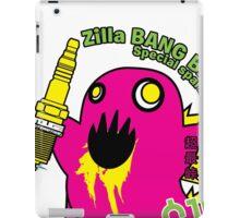 ZILLA BANG BANG! iPad Case/Skin