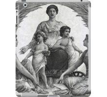 Two U.S. Dollar Bill - 1896 Educational Series  iPad Case/Skin