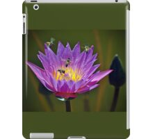 Busy Bees & Lily iPad Case/Skin