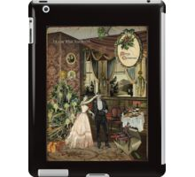 I know what you need iPad Case/Skin