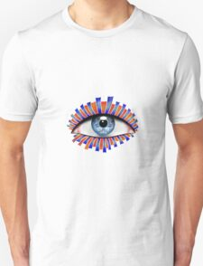 Globellium V1 - an eye on you Unisex T-Shirt