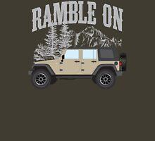 RAMBLE ON (khaki) Classic T-Shirt