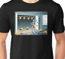 Budgies on fire Unisex T-Shirt