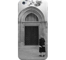 Iglesia de Sant Romà iPhone Case/Skin